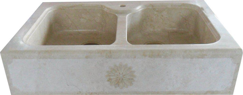 Lavandino in pietra modello firenze - Lavelli cucina in pietra ...