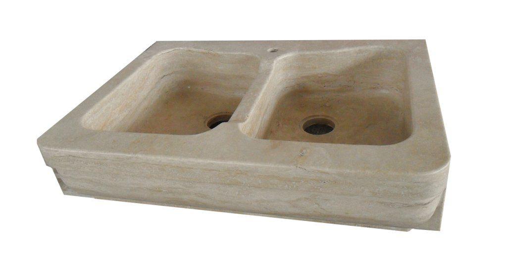 Lavello in pietra modello roma - Lavelli cucina in pietra ...