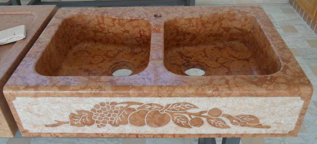 Lavello in pietra modello venezia - Lavelli cucina in pietra ...