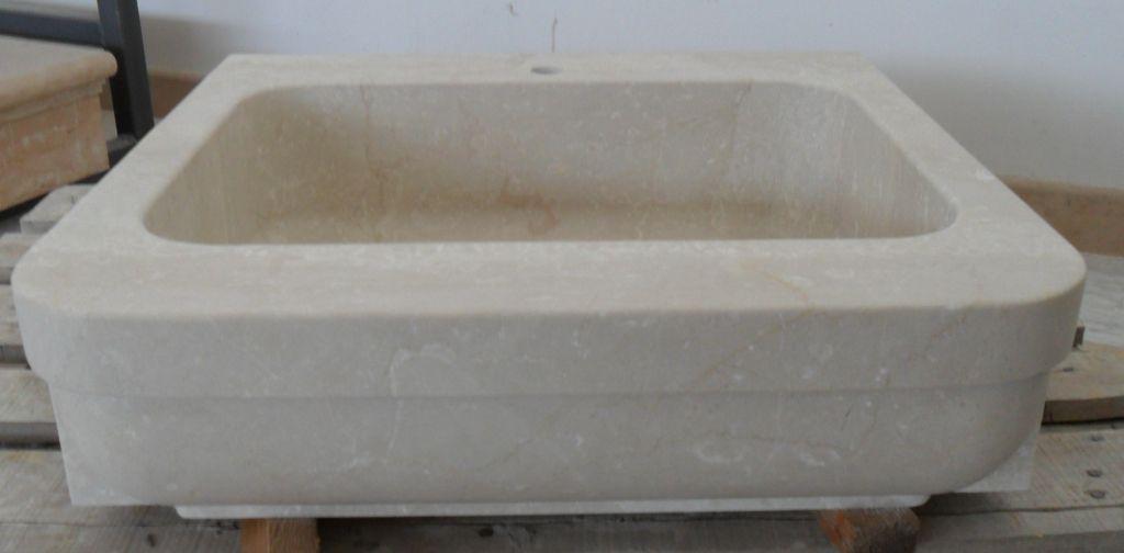 Lavandino in pietra modello verona - Lavelli cucina in pietra ...