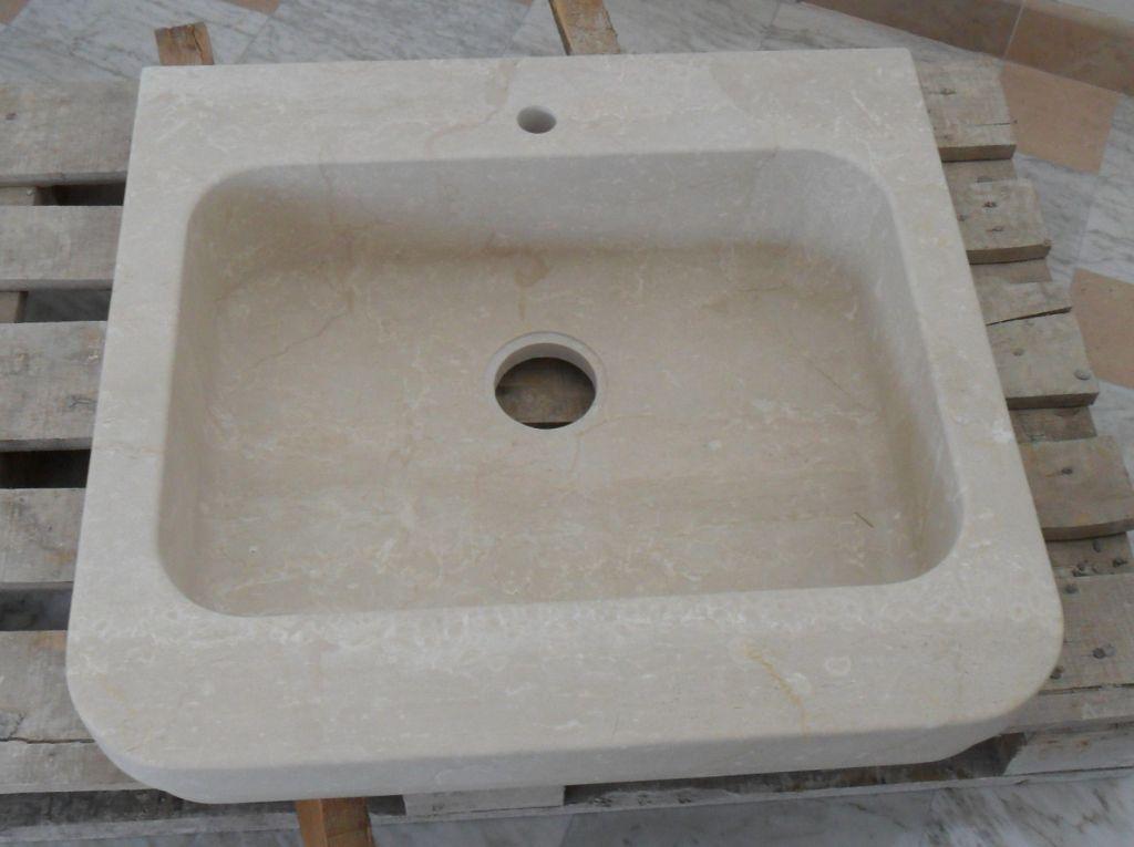 Lavandino in pietra modello verona - Lavandini in pietra per cucina ...