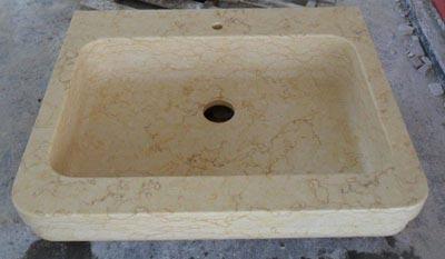 Lavello in pietra modello Padova Lavorazione Marmi a Venezia: Marmi Piccolo