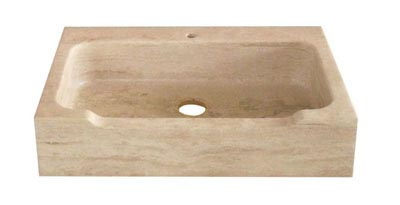 Lavello in pietra modello Rimini Lavorazione Marmi a Venezia: Marmi Piccolo
