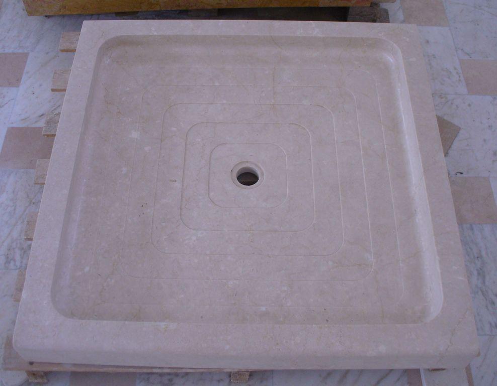 Piatto doccia in pietra mod parigi - Piatto doccia pietra ...