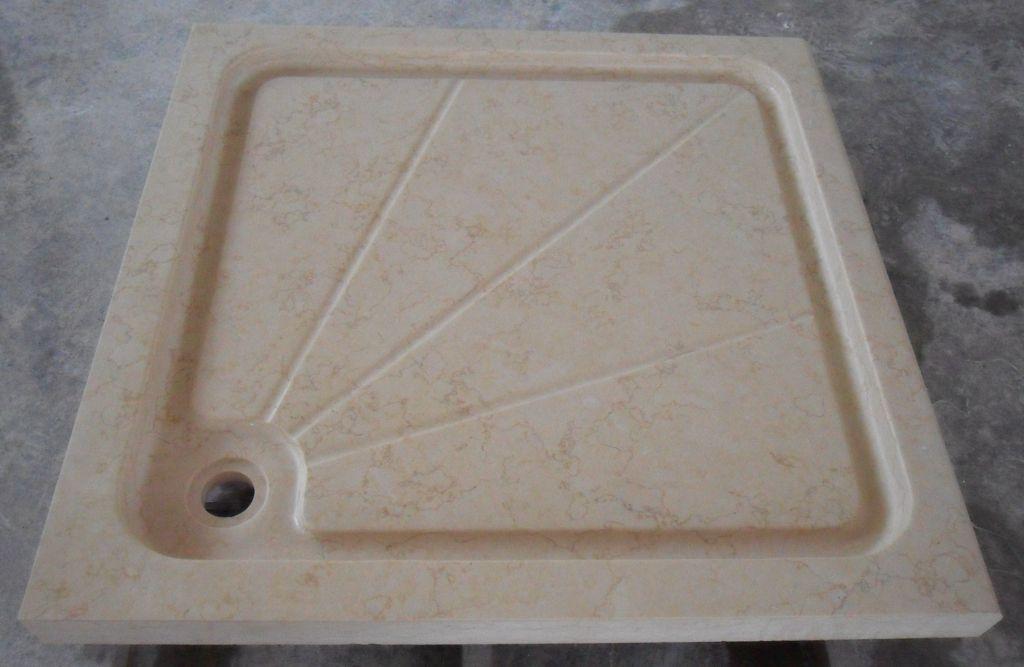 Piatto doccia in pietra mod londra for Piatto doccia in pietra