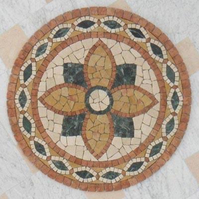 Fiore D80 Lavorazione Marmi a Venezia: Marmi Piccolo